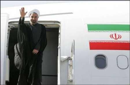 Rouhani viaja a Caracas para participar da cúpula do NAM