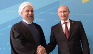 Putin agradece Irã por sua posição na cúpula do Cáspio