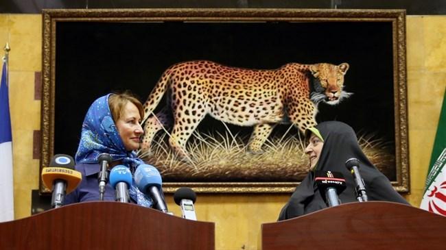 Irã e França anunciam acordos ambientais