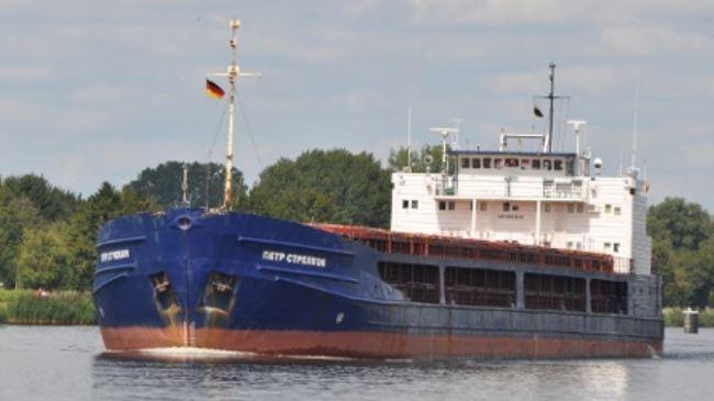 5.000 toneladas de navios de carga russo atraca no porto iraniano