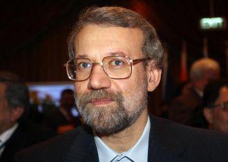Larijani para entregar discurso na IPU confab em Genebra