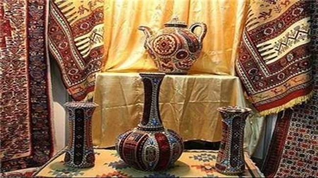 Exportações de artesanato de Teerã chegam a US $ 22 milhões