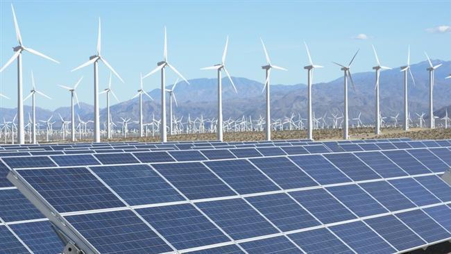 As empresas iranianas e alemãs assinam acordo de energia solar