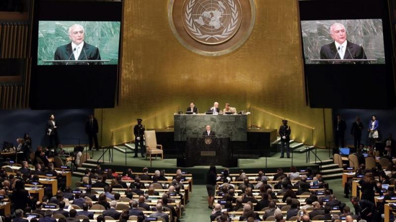 Brasil entrega comprovativo de adesão do acordo climático de Paris
