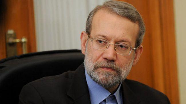 Irã negócio beneficia a todos, aumenta a estabilidade regional: Larijani