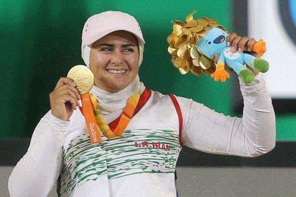 Para-arqueira iraniana Zahra Nemati ganha o ouro paraolímpico