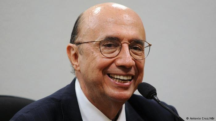 In Davos, Meirelles makes optimistic forecast for economy