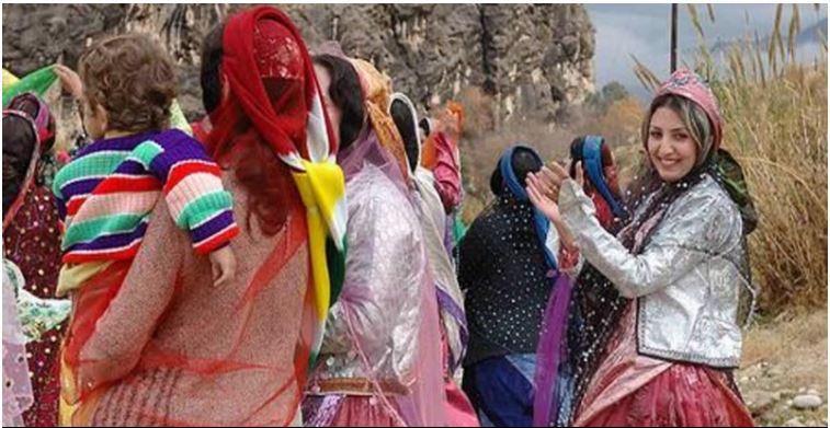 Venha conosco ao Irã - 11- cerimônias de casamento