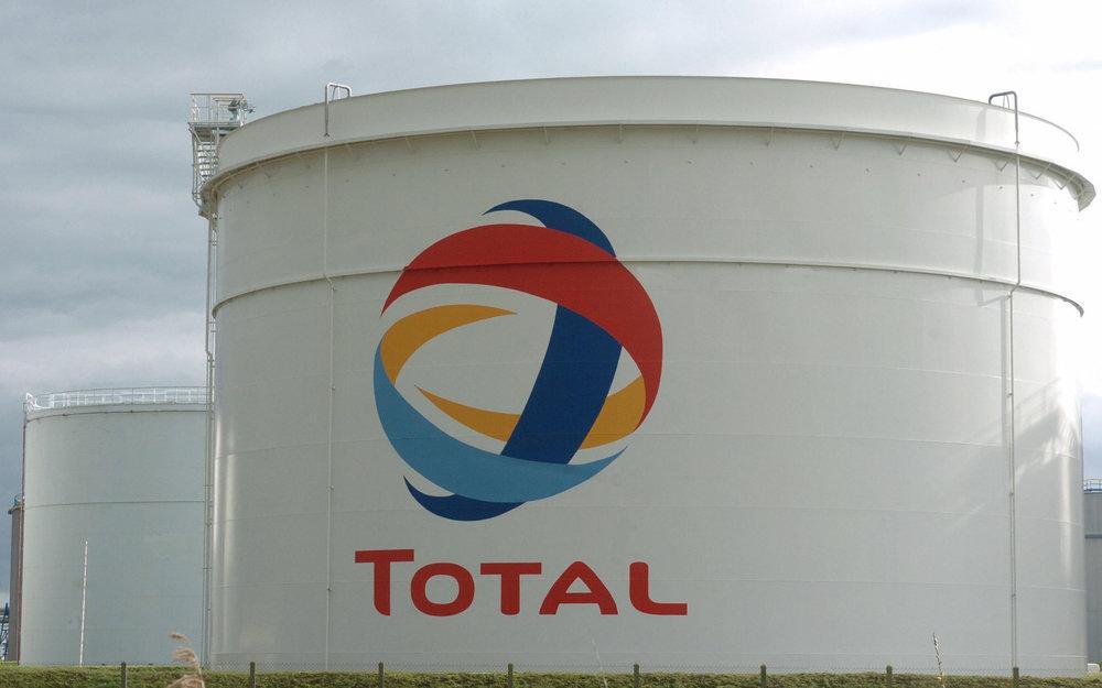 Total assina $ 6 b em acordos de gás com o Irã