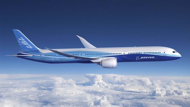 Boeing oferece para vender três novos modelos de aeronaves para o Irã