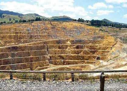 Novas reservas de ouro descobertas no Irã