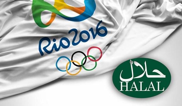 Aumento da oferta de alimentos Halal na Olimpíada do Rio, após grande demanda
