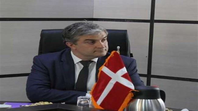 Dinamarca interessada em expandir laços comerciais com Irã