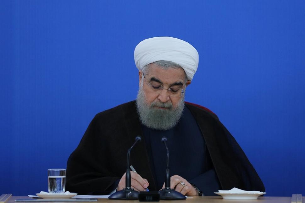 O presidente envia suas condolências sobre o falecimento da tripulação do petroleiro iraniano