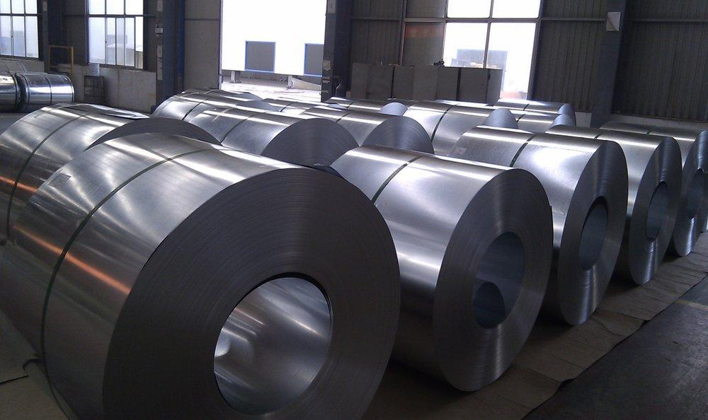 As exportações de aço tem aumento de 50%