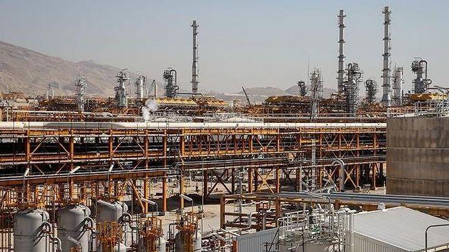 6 meses Irã exportações de condensado de gás até 85%