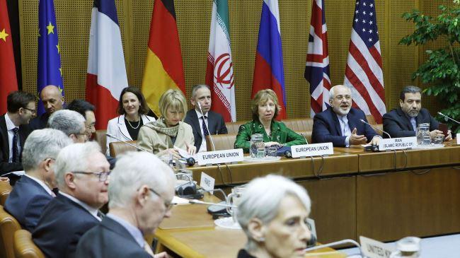 Irã, seis potências manter frescas as negociações nucleares em Viena