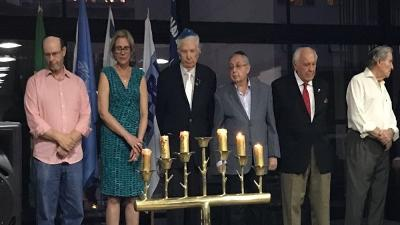 Russia honors celebrations in Rio for Holocaust Day