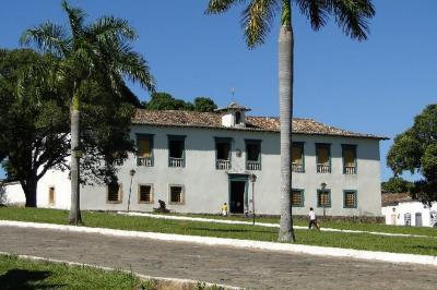 Turismo no Brasil - 1 - Vila Boa - GO