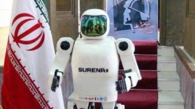 3-geração android iraniano a ser desvendado