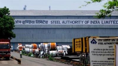 A empresa Indiana SAIL, assinou um contrato de exportar trilhos de ferro para o Irã.