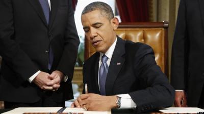 Obama ordena medidas para levantar sanções contra Irã.