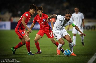 Irã sobe 10 lugares no ranking da FIFA
