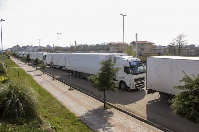 Trânsito de mercadorias via Irã sobe 48% em um mês