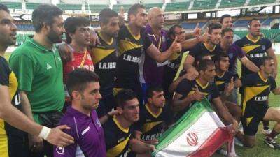 Equipe de rugby do Irã bater anfitrião Índia em Olimpíadas eliminatórias