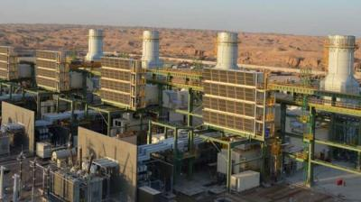 Iraq starts up Iran-made power plant near Najaf