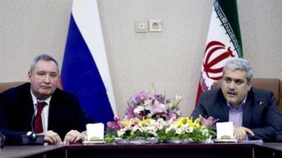 Irã e Rússia chegam a um acordo sobre a expansão pesquisa espacial