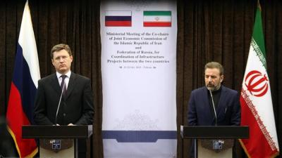 Iran, Russia design package of projects.