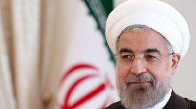 Whole region to benefit from Iran-Central Asia rail: Rouhani