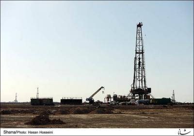 Iran's North Azadegan oilfield's crude exports hit 8mb since Mar.