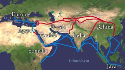 Irã, China trabalham para ressuscitar Silk Road