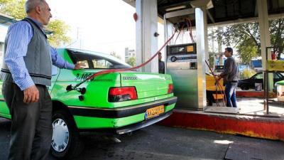 Shell, Total de obter postos de primeiros gás no Irã.