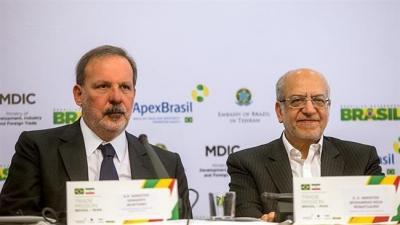 Brasil abandona dólar para impulsionar o comércio com Irã