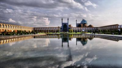 Come with us to Iran - 15 - province of Isfahan - historical monuments of Isfahan
