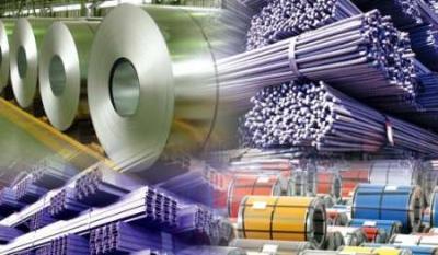 Produção de lingotes de aço cresce 45% nos primeiros 10 meses