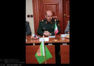 Irã apela à cooperação entre o mar Cáspio Estados ribeirinhos