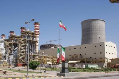 Ano do Irã para a geração de eletricidade com aumento de mais de 1%