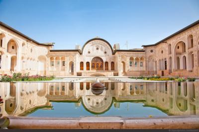 Venha conosco ao Irã - 26 - província de Isfahán - cidade Kashan