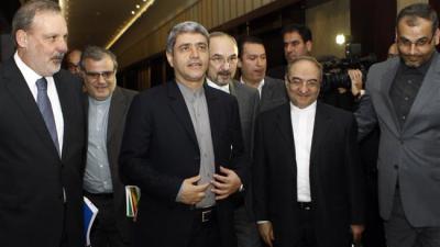 """As empresas brasileiras de """"olho"""" em cooperação futura com o Irã."""