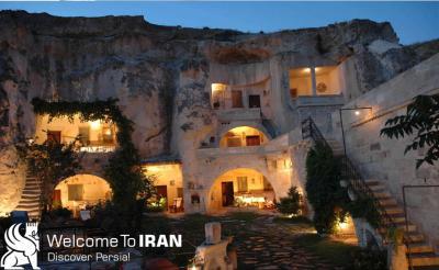 Kandovan Village, uma estranha arquitetura no Irã