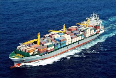A empresa das linhas de navigação do Irã restabelece rotas de transporte para a Europa