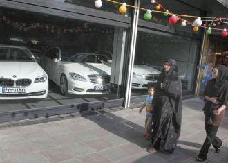 Importações de automóveis iranianos aumentar em 150% após a flexibilização das sanções