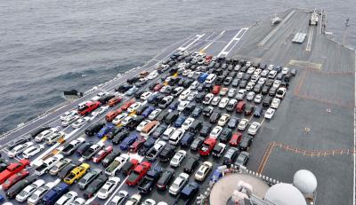 Irã importa mais de US $ 1.3b carros e peças de reposição em 9 meses