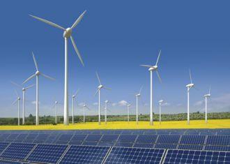 Expo energia renovável abre em Teerã