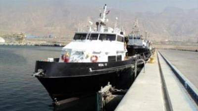 Iran's IRGC launches new Parmida crew boat