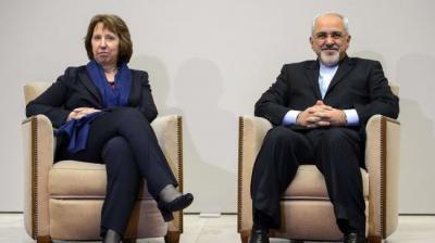 Zarif, Ashton begin last-ditch round of nuclear talks